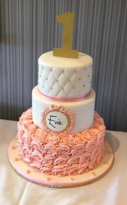 Evie's 1st Birthday