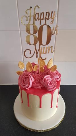 80th Mum