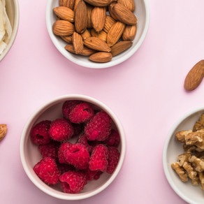 Almonds - The Perfect Valentine's Day Snack