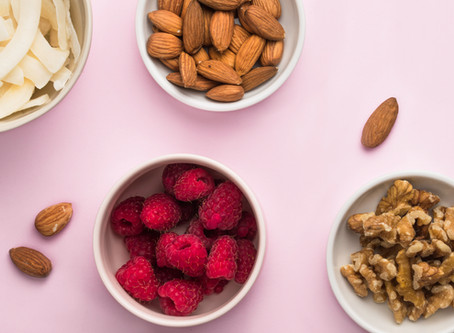 Healthy Snack Swaps