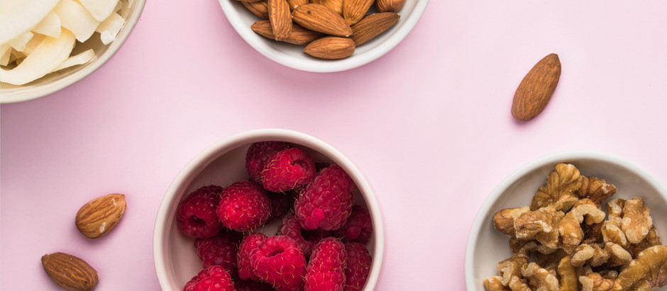5 super snacks to grab during the work week