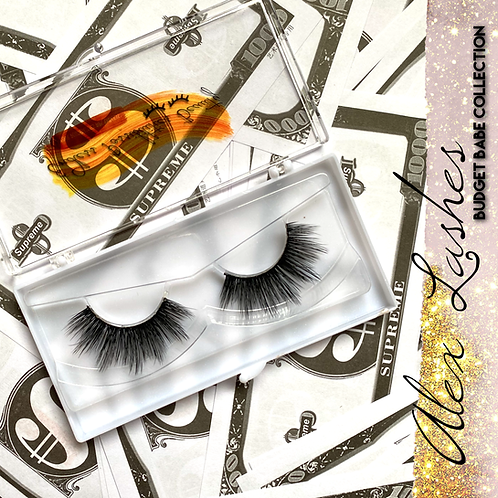 Alex Lashes (BUDGET BABE COLLECTION)