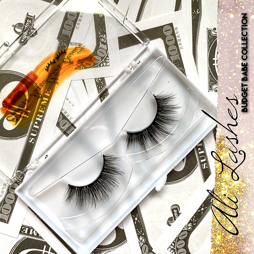 Ali Lashes (BUDGET BABE COLLECTION)