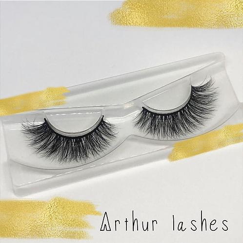Arthur lashes