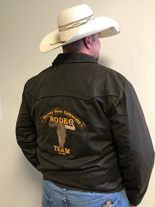 Western Oilskin Team Jacket