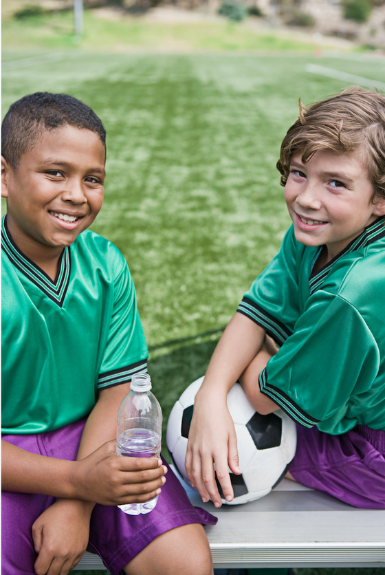 Success in Soccer Starts with Being Better Humans