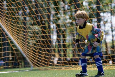 6 Reasons Why All Kids Should Play Goalkeeper