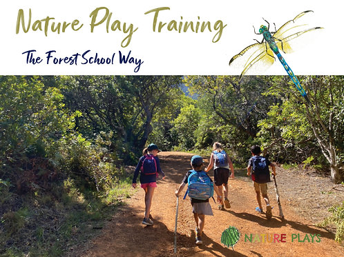 Nature Play E-Book - The Forest School Way