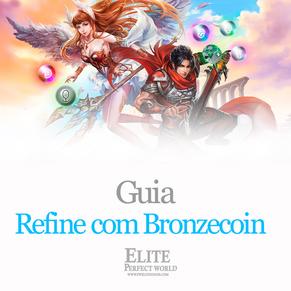 Refine com Bronzecoin