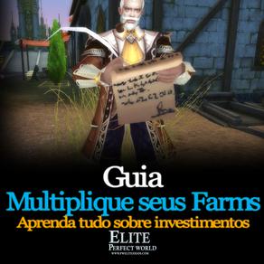 Multiplique seu Farme com a Bolsa de Valores Elite!