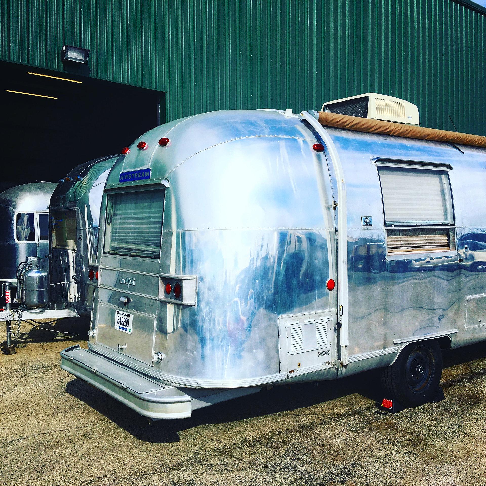 Airstream Restoration | Louisville, KY | Vintage Base Camp