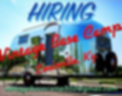 Vintage Base Camp Is Hiring
