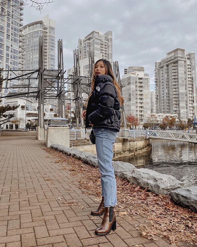 A puffer jacket moment, courtesy of _the