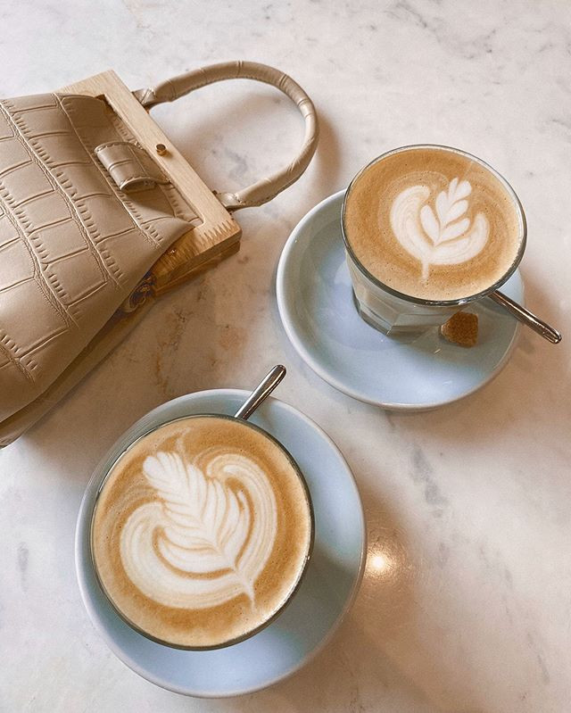 Latte for two please ✌🏼☕️💫.jpg