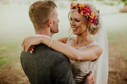 Edinburgh wedding flowers