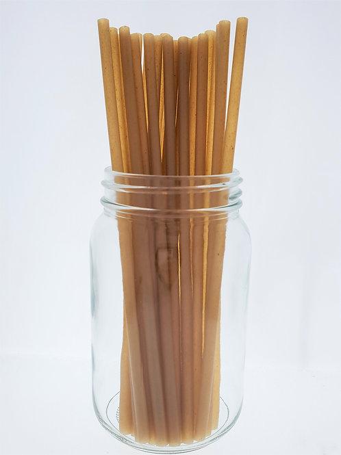 Jumbo Plant Fiber Straw 2000pcs