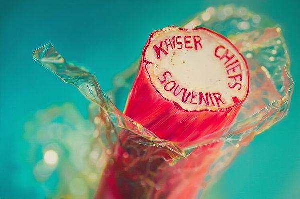 Sarah Graham - Kaiser Chiefs Album Cover
