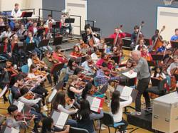 NCO Main Orchestra 2017