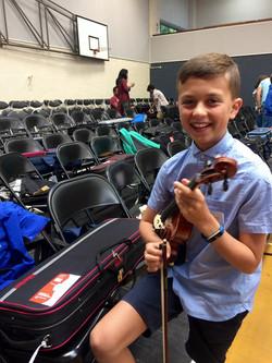 Frederik NCO Under 13's Success