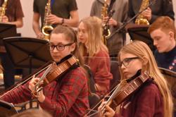 Eva & Evie - Session Orchestra Fun