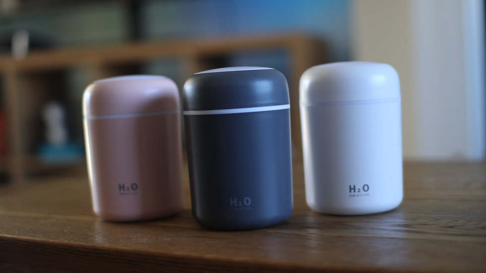 Humidifier/Diffuser USB Ultrasonic LED Colorful Cup