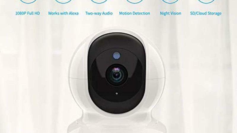 Wansview WiFi IP Camera,