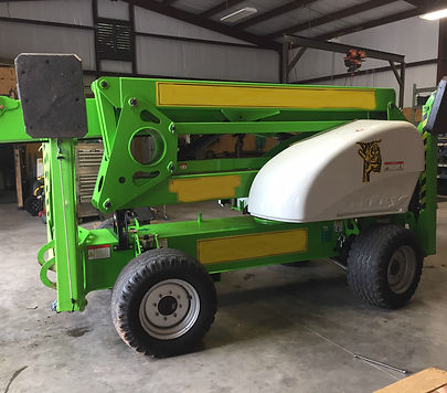 Used Track and Self Drive Machines