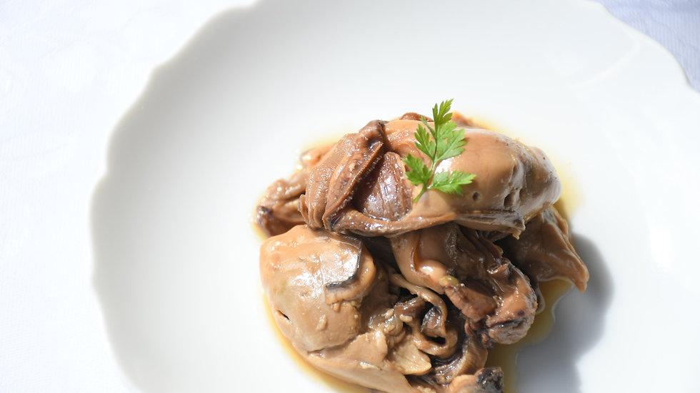 牡蠣のうま煮(瓶詰め)