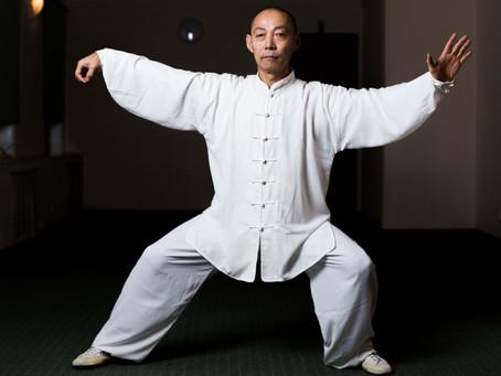 Тайцзицюань стиль Чэнь форма Синьцзя 38 движений