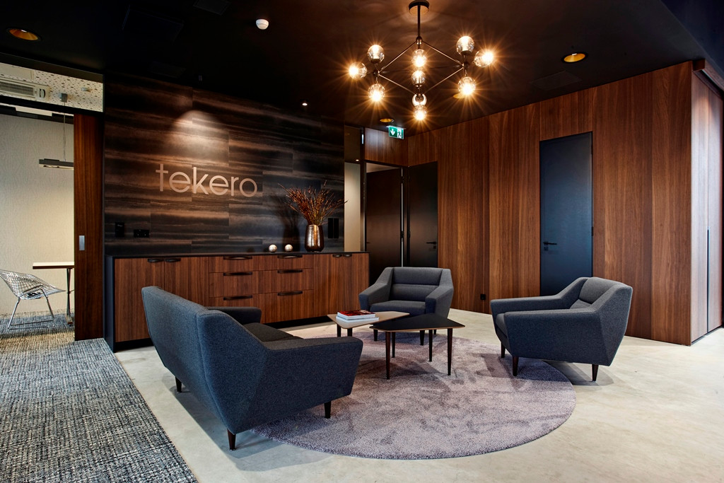 Tekero showroom