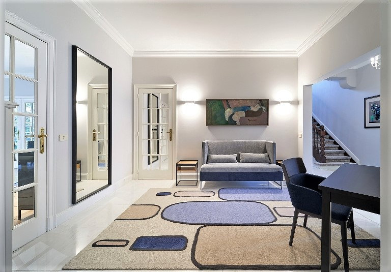 BRUSH STROKES I by Andro Kööp