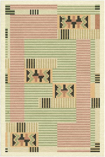 Anno 1931 carpet design by artist Karin Luts