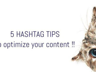 5 Hashtag Tips & Tricks to Optimize Your Content