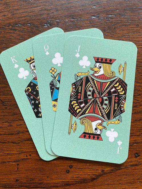 RubyPlum Playing Cards
