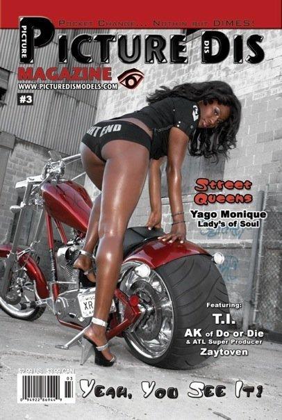 Picture Dis Magazine Issue 4