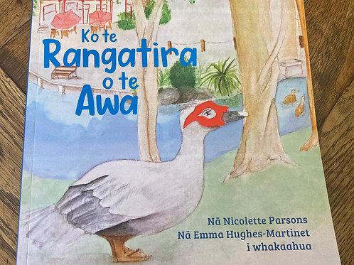 Ko te Rangatira o te Awa - translated by Dallas Harema