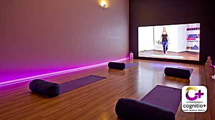 Virtual Fitness Room