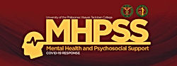 This is a public service initiative of the Psychology program of UP Visayas Tacloban College which aims to provide mental health and psychosocial services (MHPSS) to affected individuals and communities in Eastern Visayas.