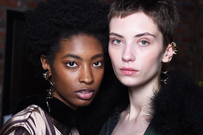 3 inspirações de maquiagem direto do New York Fashion Week