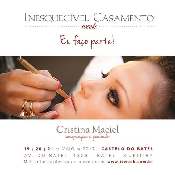 Está chegando a Inesquecível Casamento Week Curitiba!