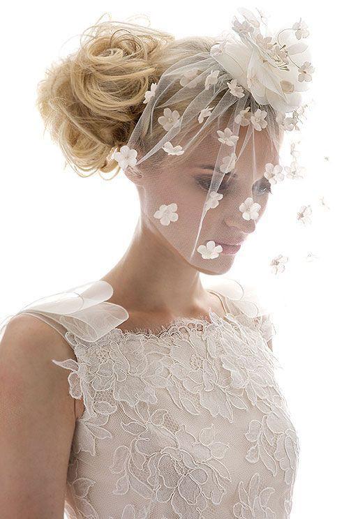 5 inspirações para acessórios de cabeça para noivas