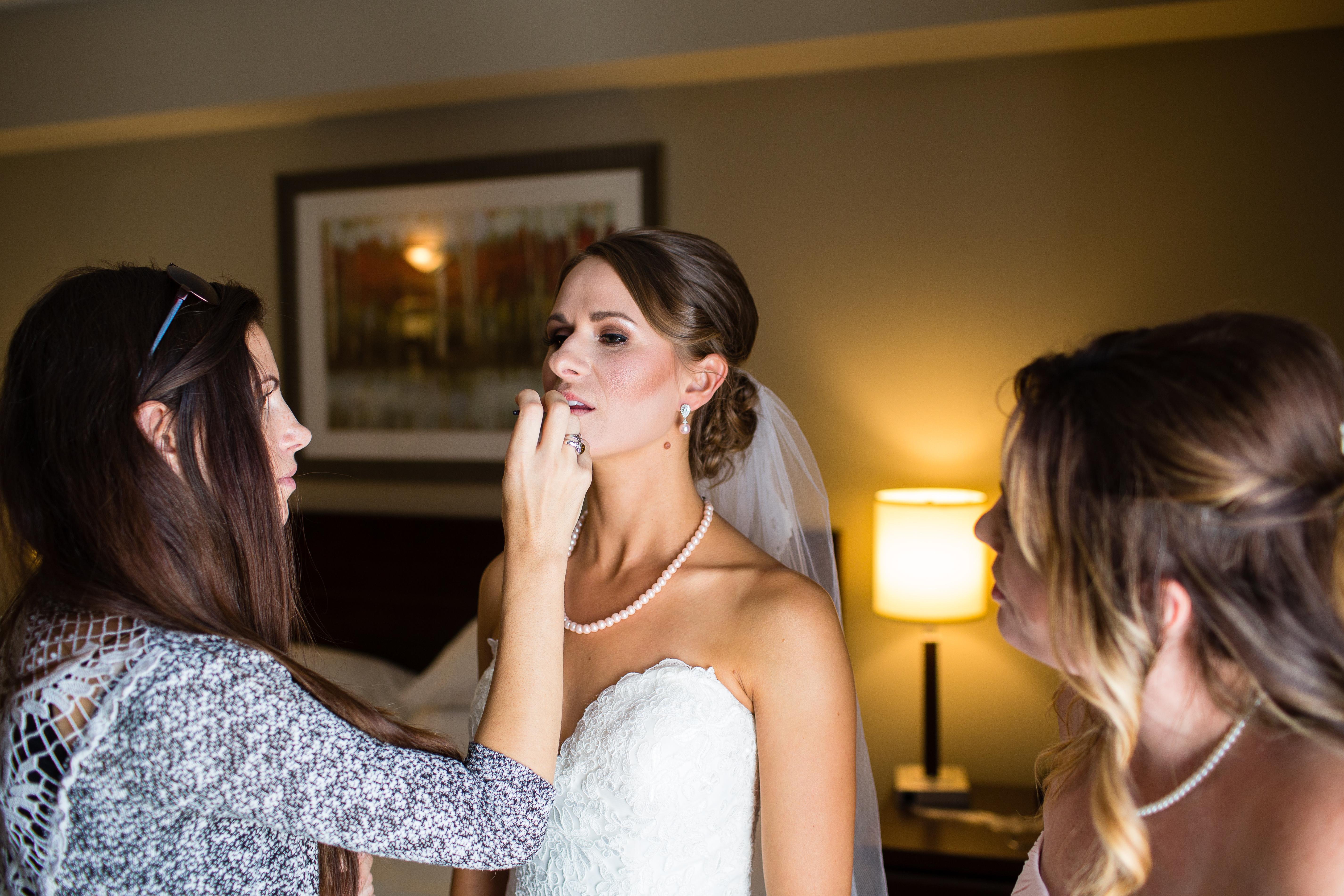 Fine art wedding Dryden Ontario