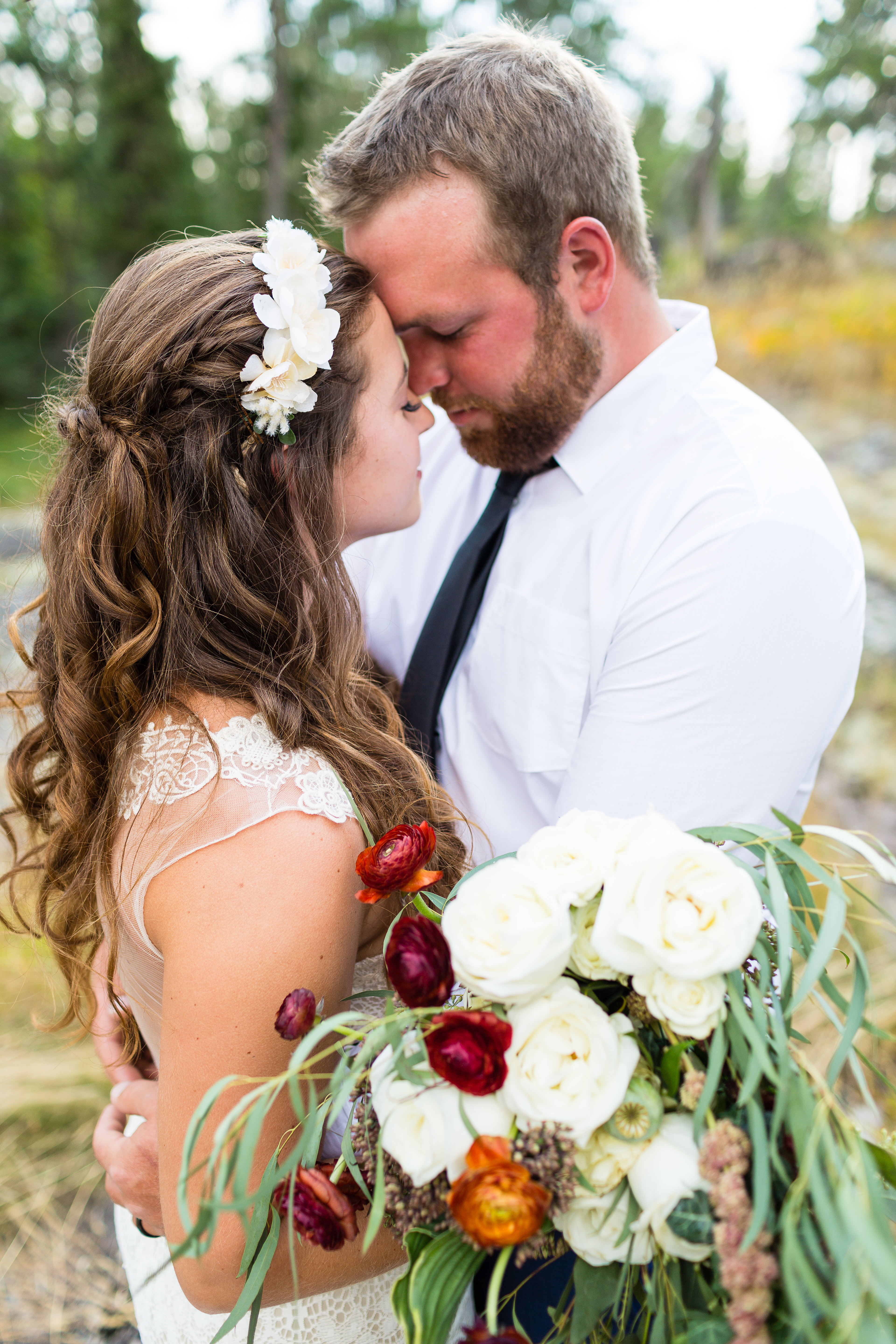 Fine art wedding photographer Dryden