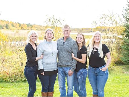 The Ponton Family