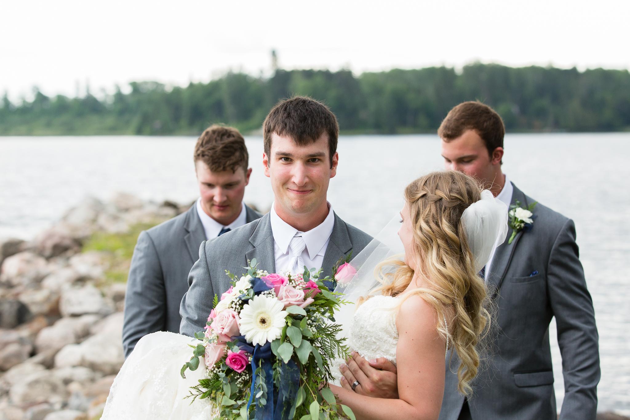 Vermilion Bay Wedding Photographer