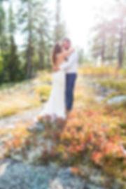 Fall Wedding - Dryden, Ontario Photograher
