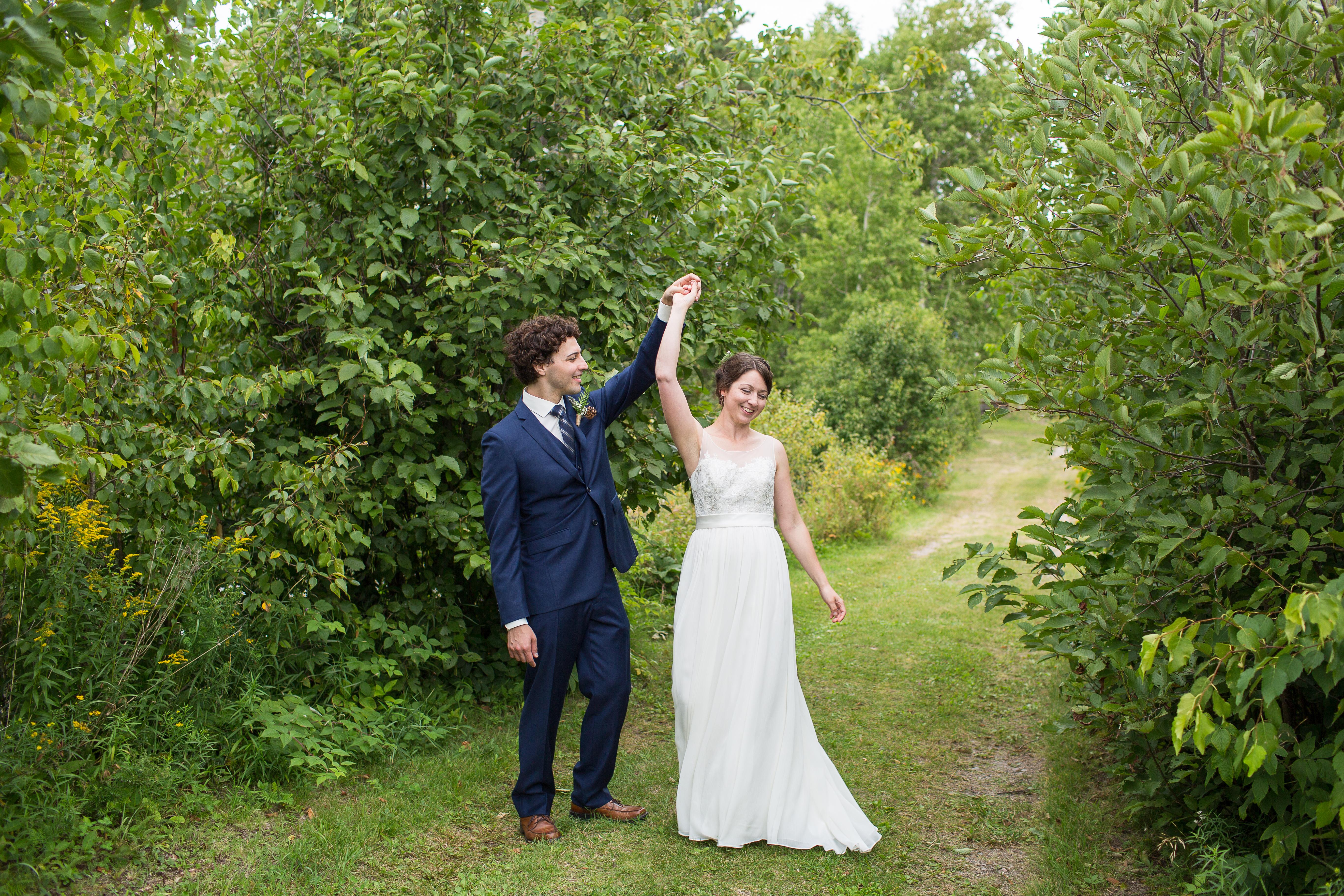 Wedding Photographer Vermilion Bay