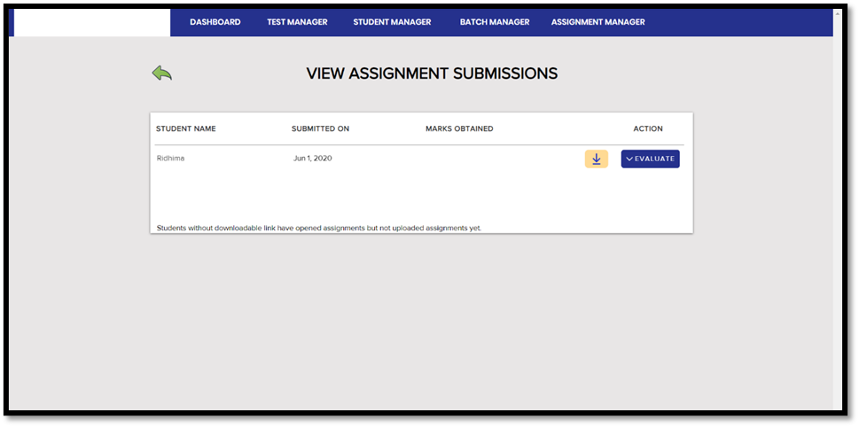 EASILY MANAGE AND GRADE ASSIGNMENTS