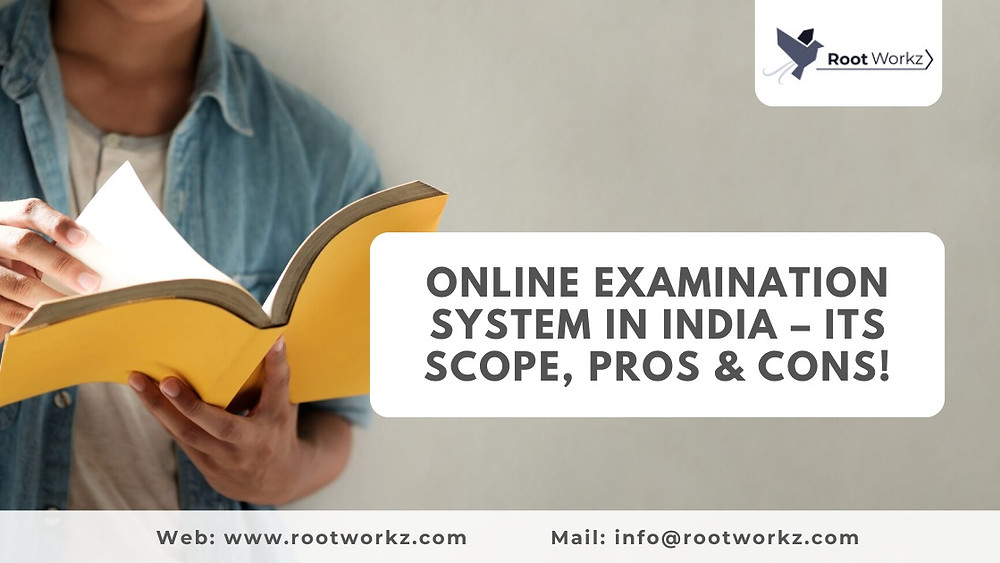 Online examination system in India
