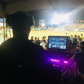 Mike Dodson DJ North American Sand Soccer Championships